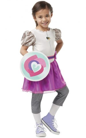 Nella the Knight Deluxe Children's Fancy Dress Costume