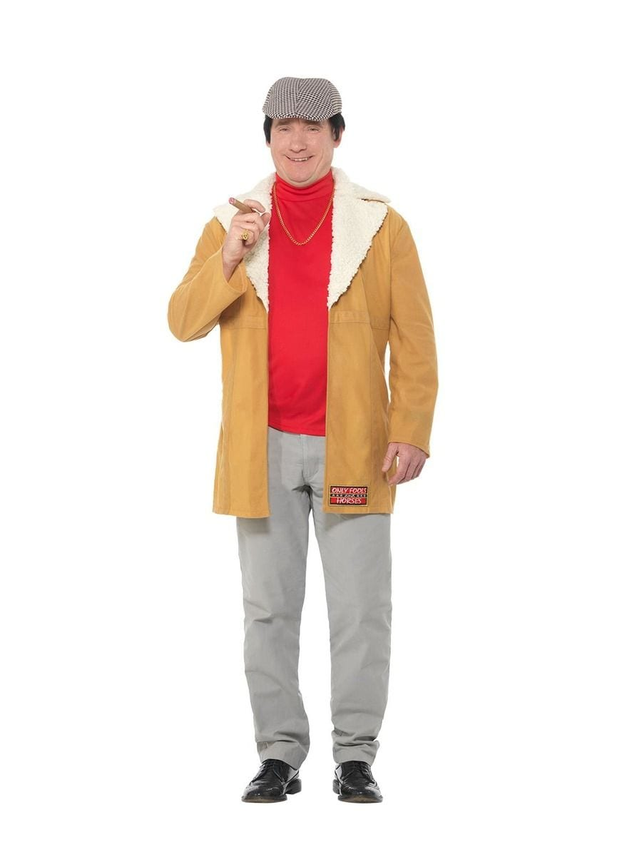 Only Fools and Horses Del Boy Men's Fancy Dress Costume