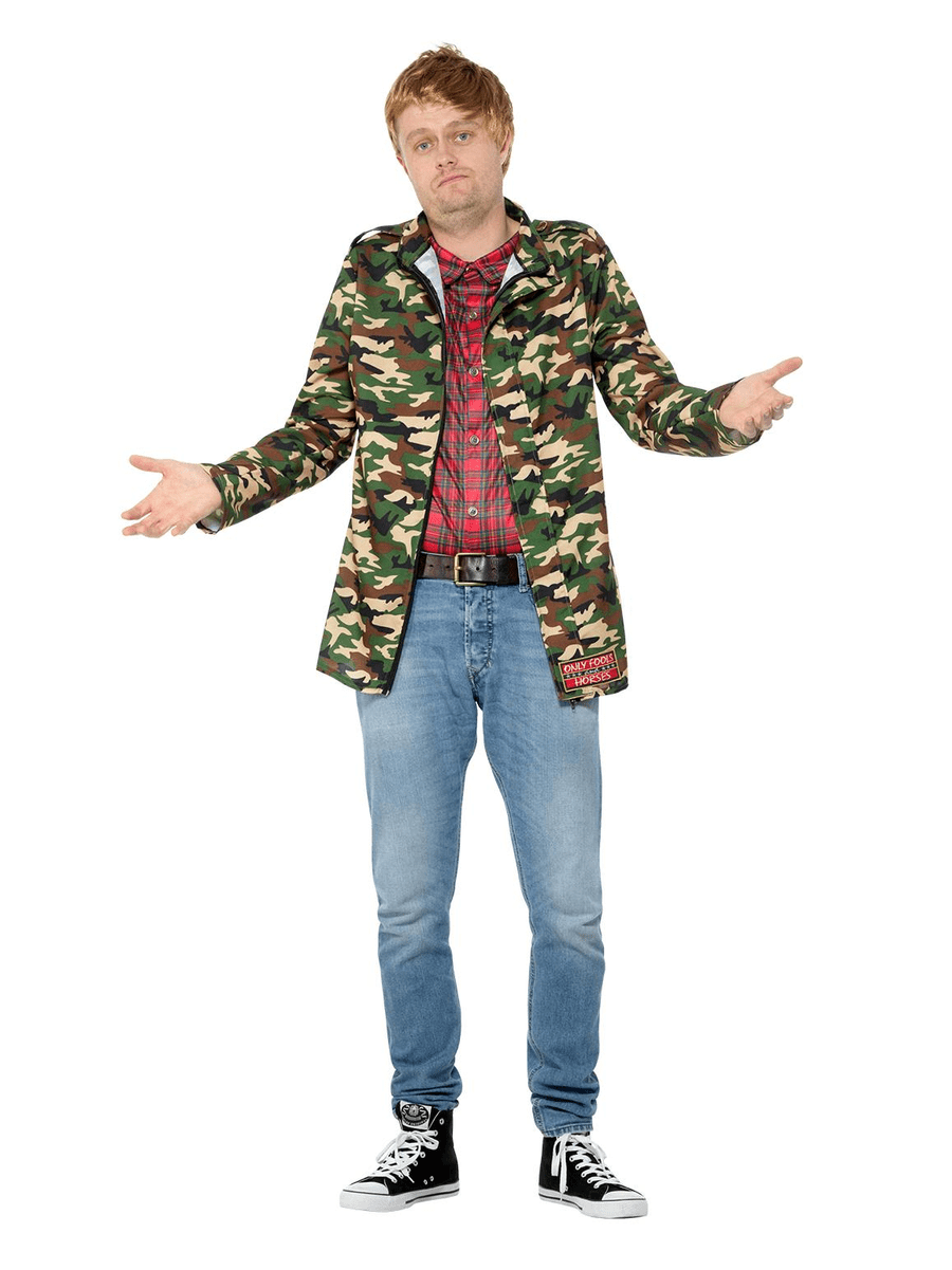 Only Fools and Horses Rodney Men's Fancy Dress Costume