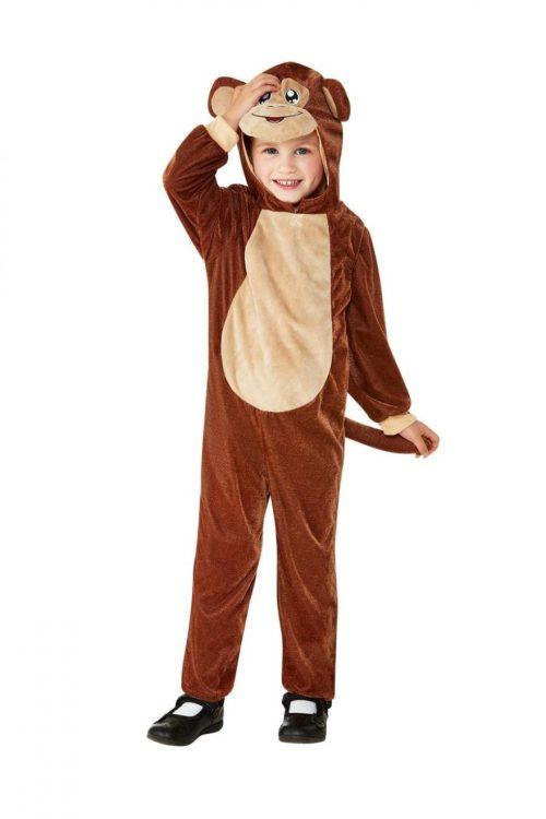 Toddler Monkey Children's Fancy Dress Costume