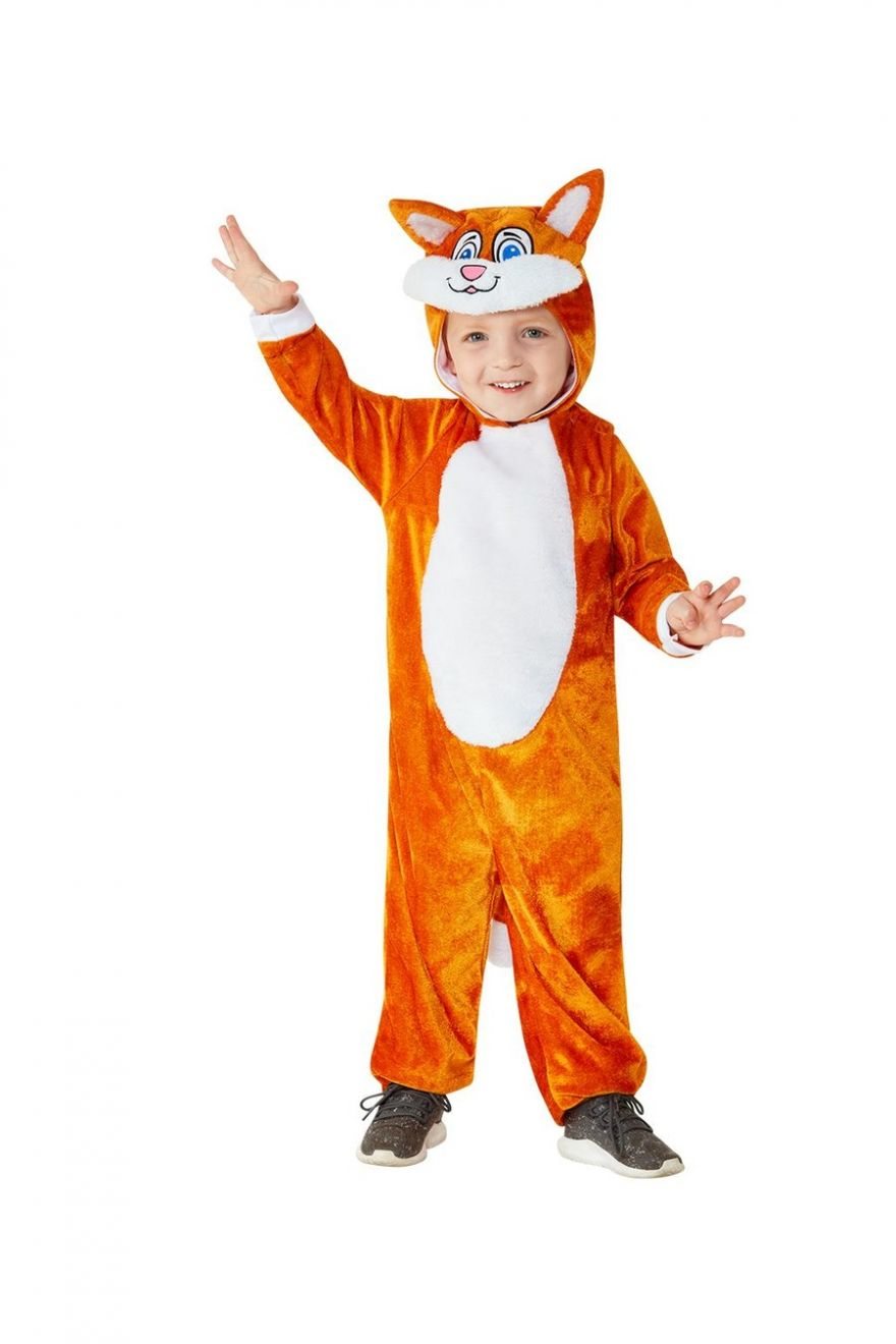Toddler Cat Children's Fancy Dress Costume