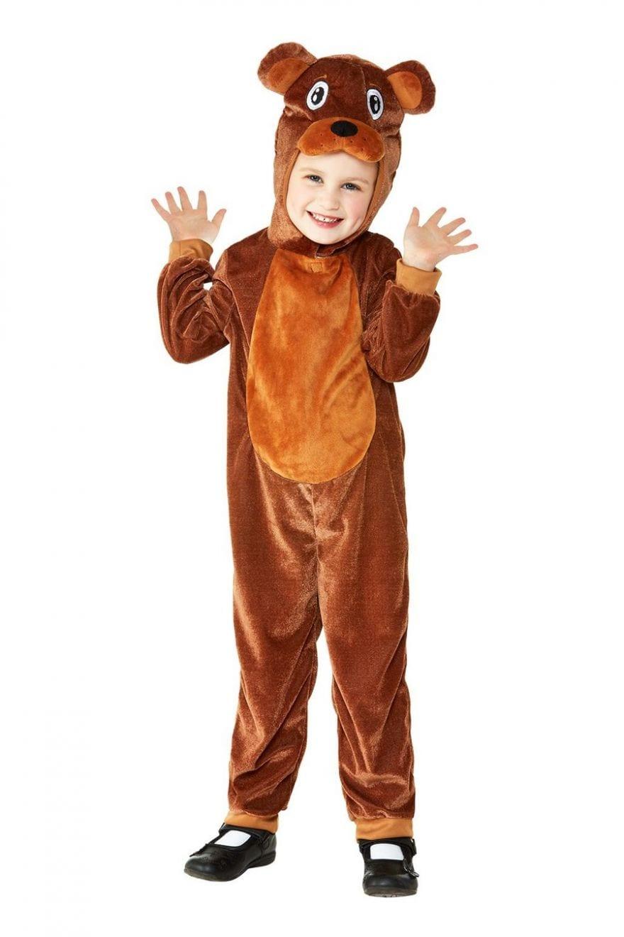 Toddler Bear Children's Fancy Dress Costume