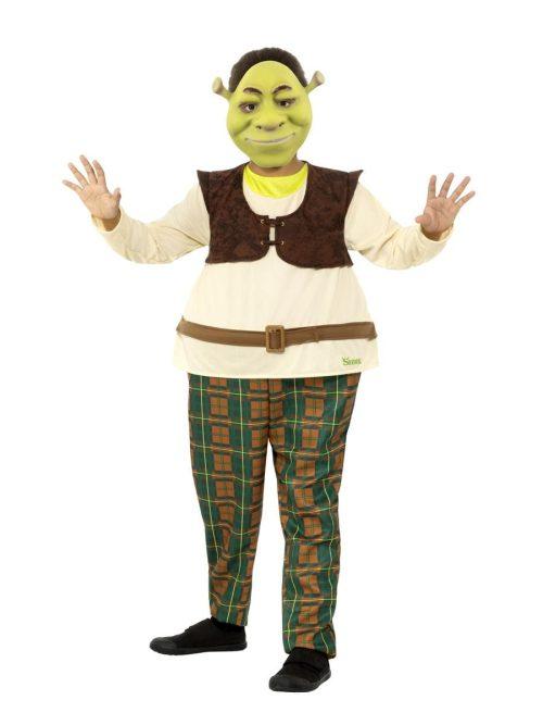 Dreamworks Shrek Deluxe Children's Fancy Dress Costume