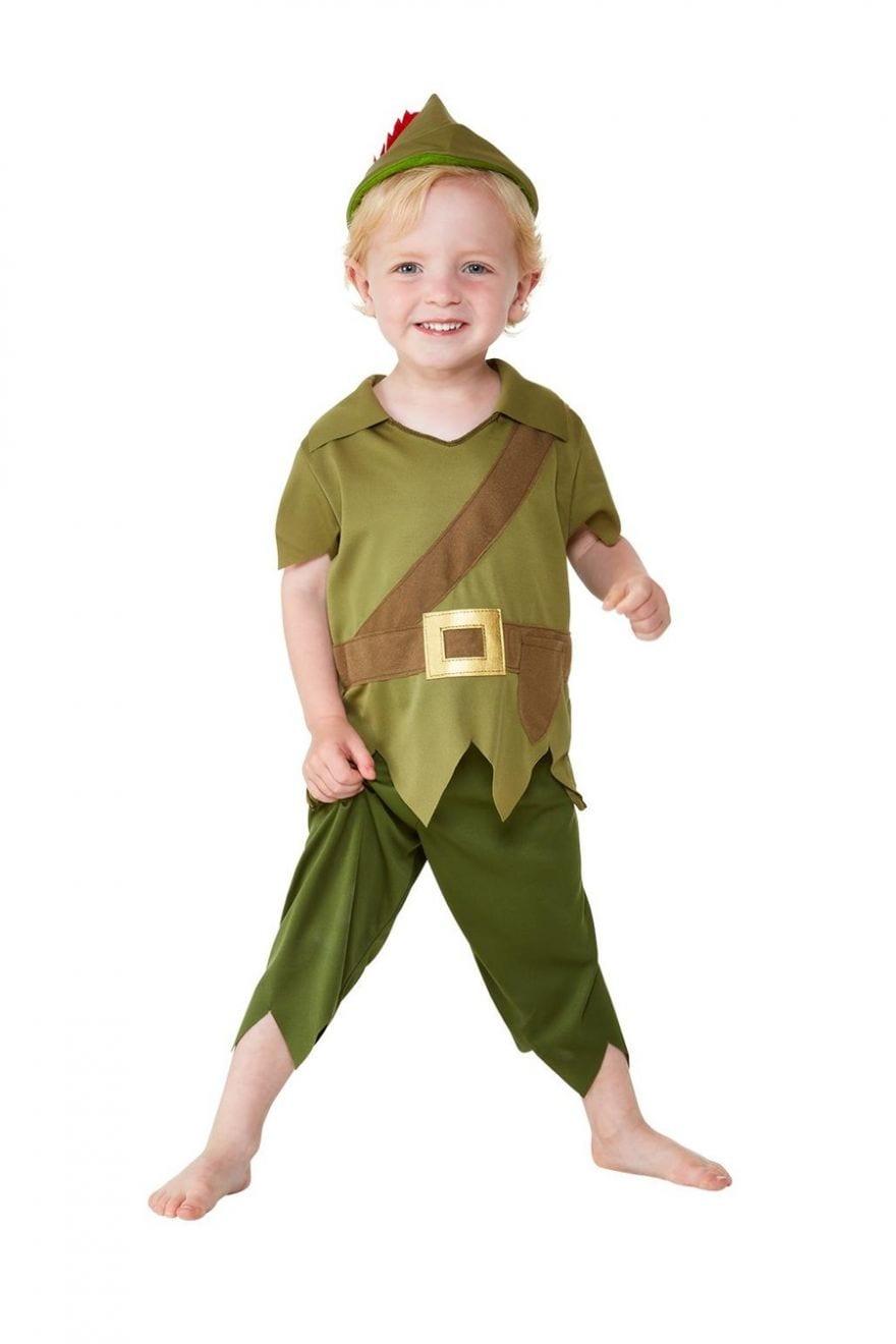Robin Hood Toddler Children's Fancy Dress Costume