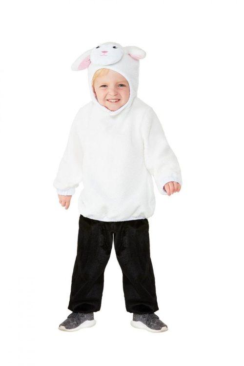 Lamb Toddler Children's Fancy Dress Costume