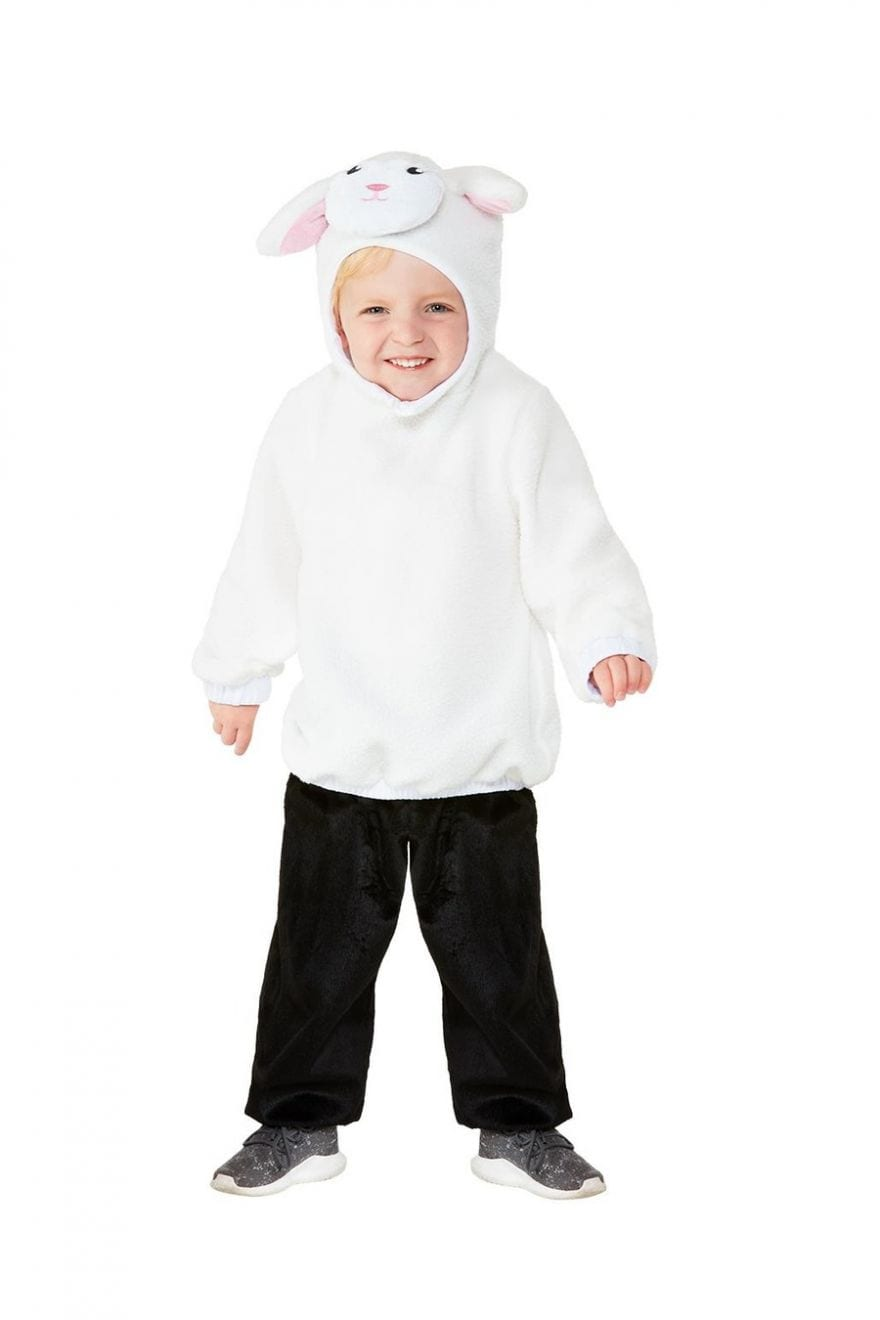 Lamb Toddler Children's Fancy Dress Costume