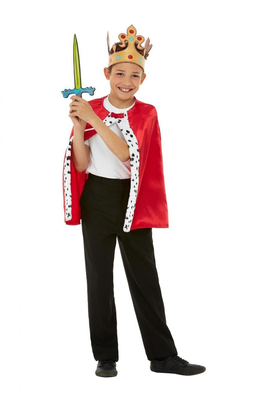 Royal Kit Children's Fancy Dress Costume