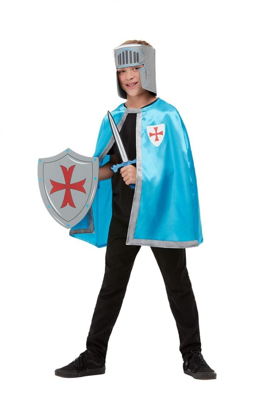 Knight Kit Children's Fancy Dress Costume