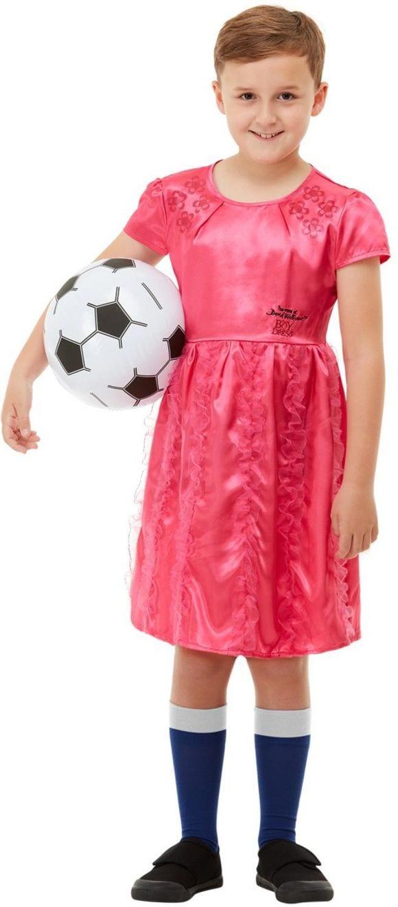 David Walliams The Boy in the Dress Deluxe Children's Fancy Dress Costume-0