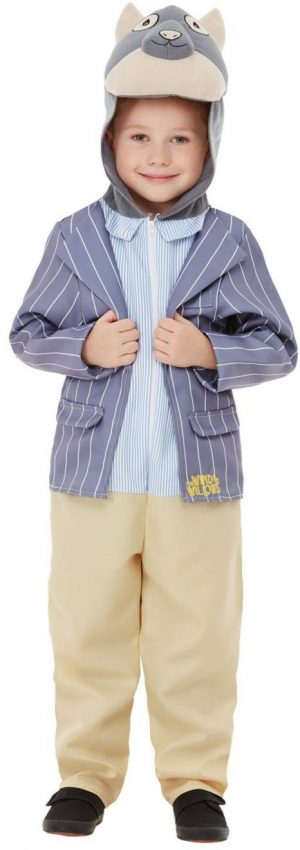 Wind in the Willows Deluxe Ratty Children's Fancy Dress Costume