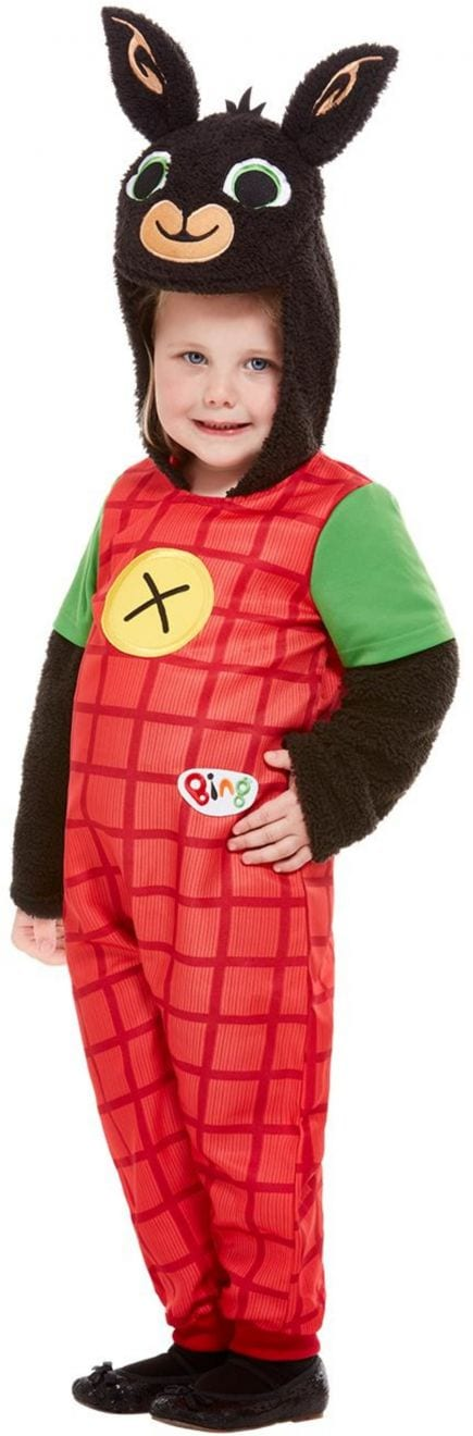Bing Deluxe Children's Fancy Dress Costume