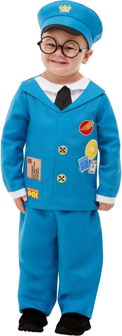 Postman Pat Children's Fancy Dress Costume