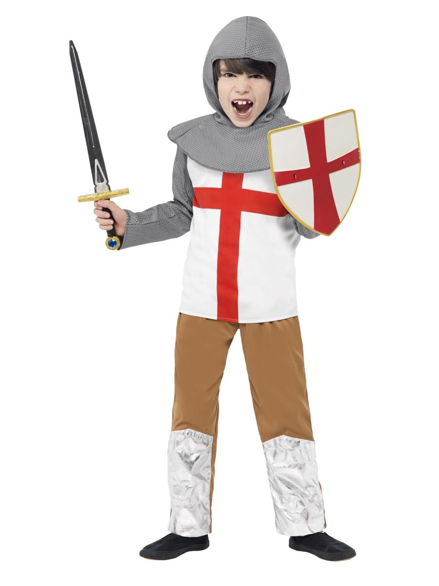 Horrible Histories Knight Children's Fancy Dress Costume