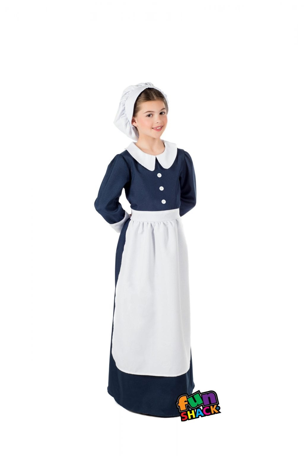 Florence Nightingale Children's Fancy Dress Costume
