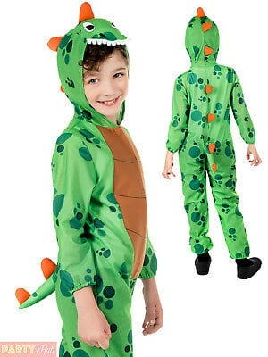 Dinosaur Children's Fancy Dress Costume