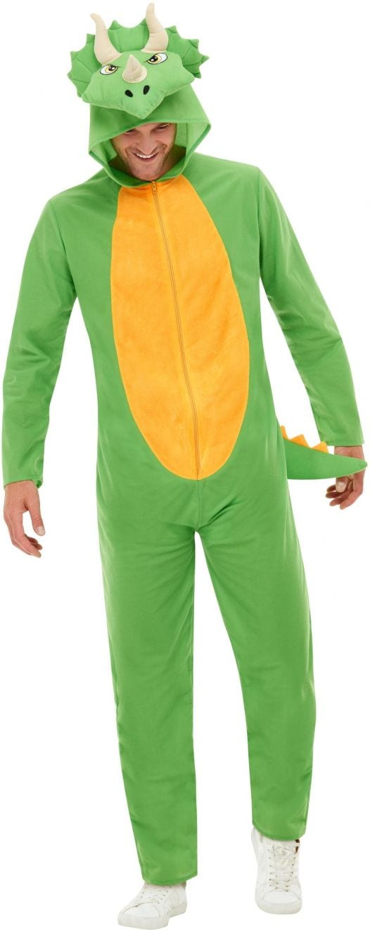Dinosaur Unisex Animal Fancy Dress Costume