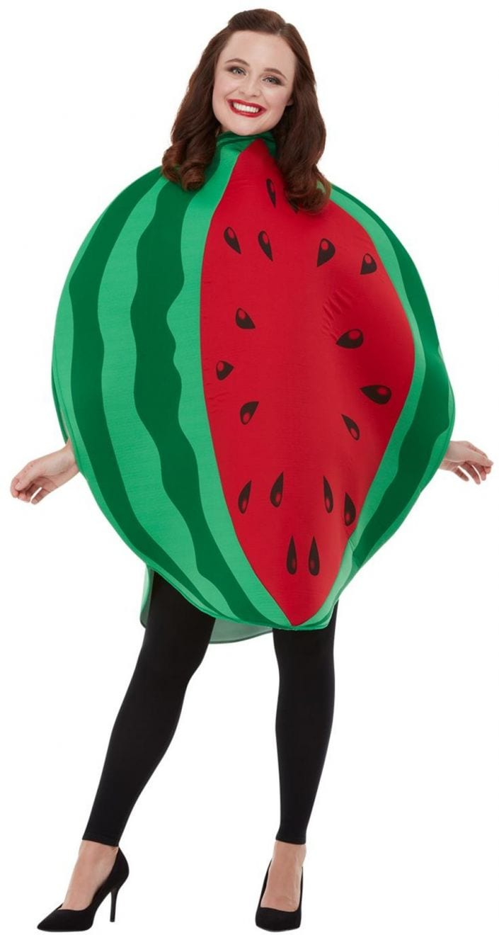 Watermelon Novelty Unisex Fancy Dress Costume