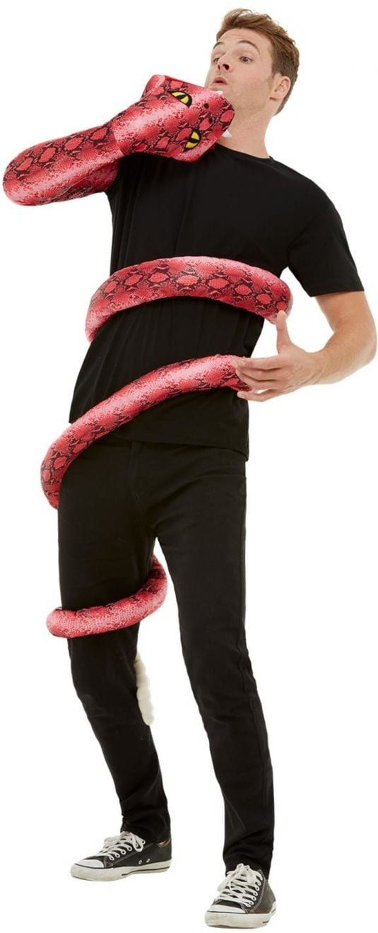 Anaconda Serpent Men's Novelty Fancy Dress Costume