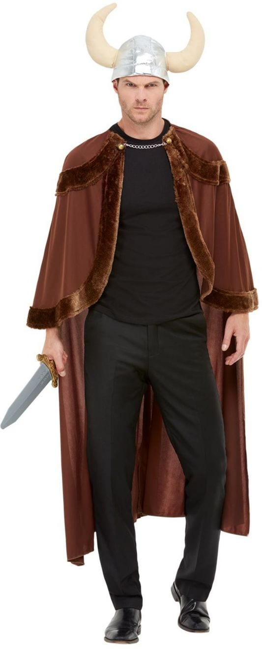 Viking Unisex Fancy Dress Costume