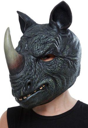 Rhino Latex Mask