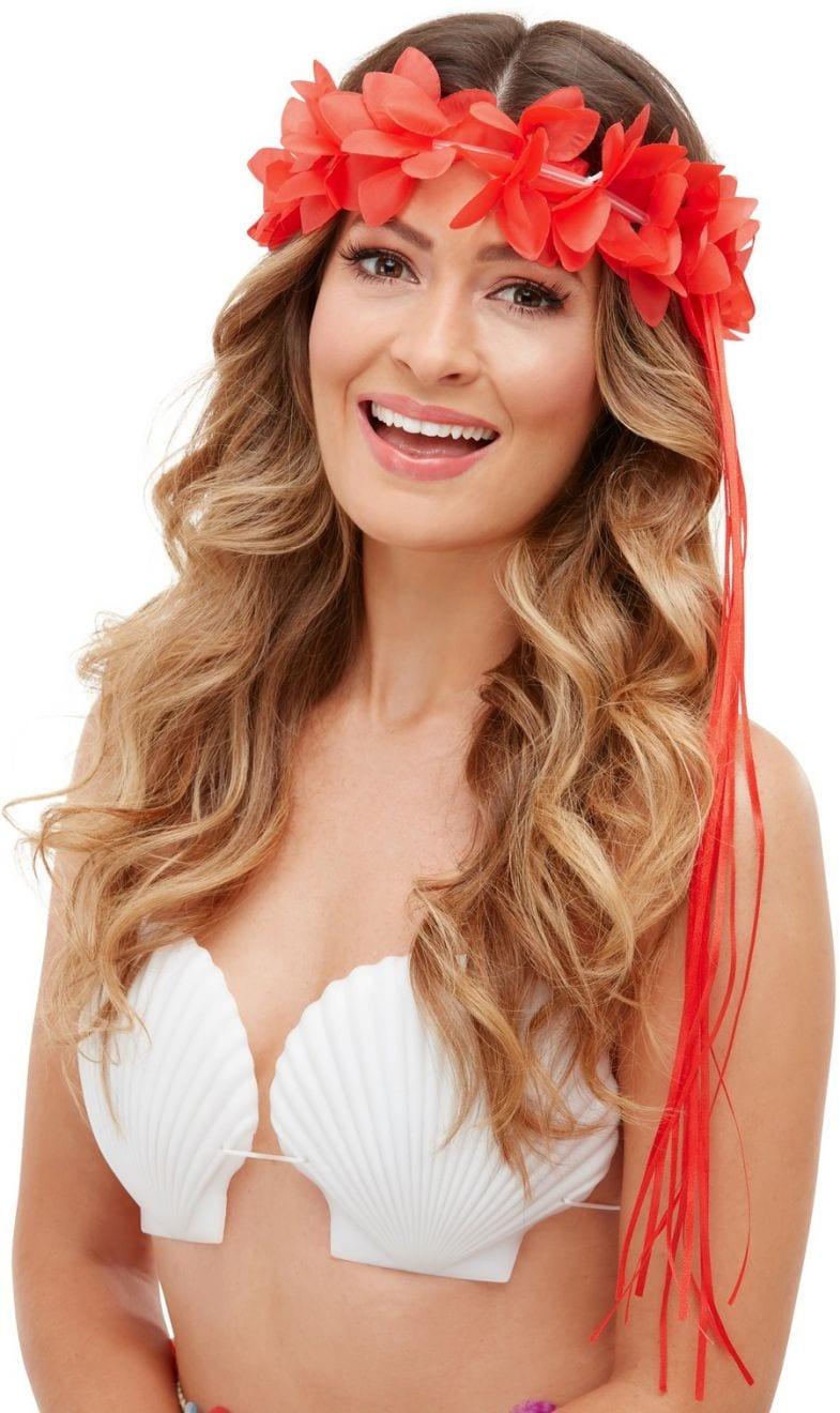 Tropical Hawaiian Headbands