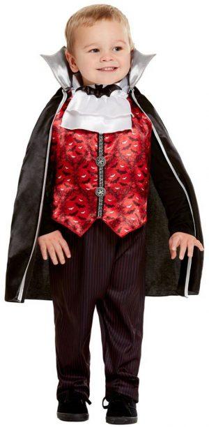 Toddler Vampire Children's Halloween Fancy Dress Costume