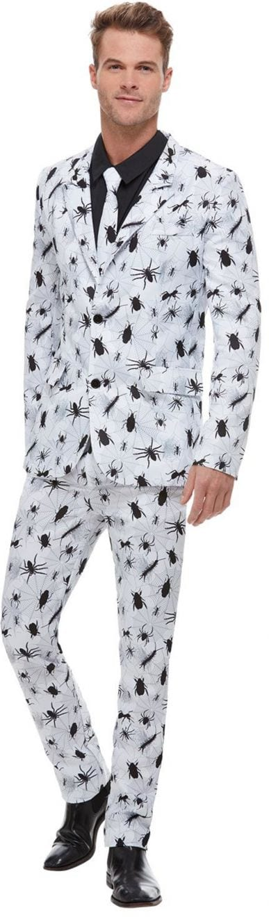 Bugging Out Standout Suit Men's Halloween Fancy Dress Costume
