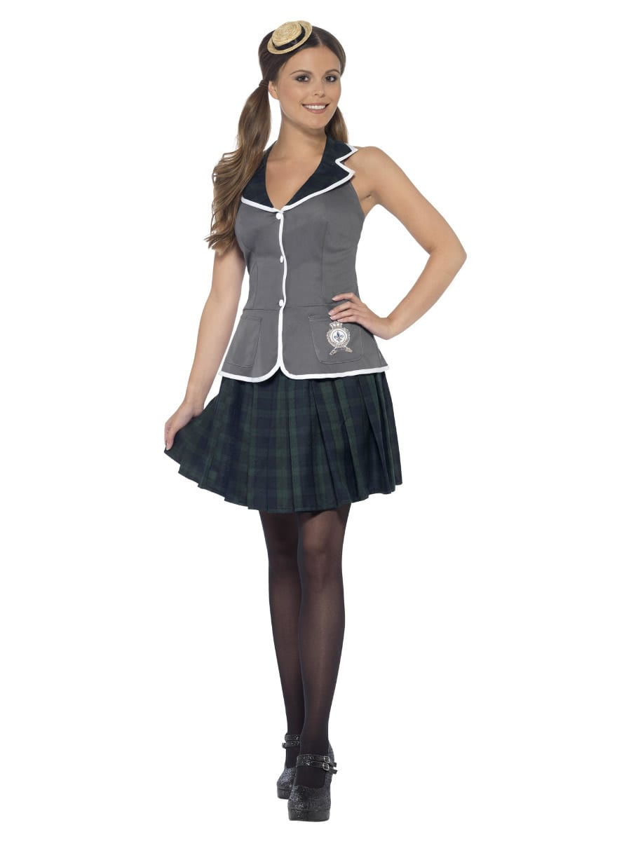 Prefect Ladies Fancy Dress Costume