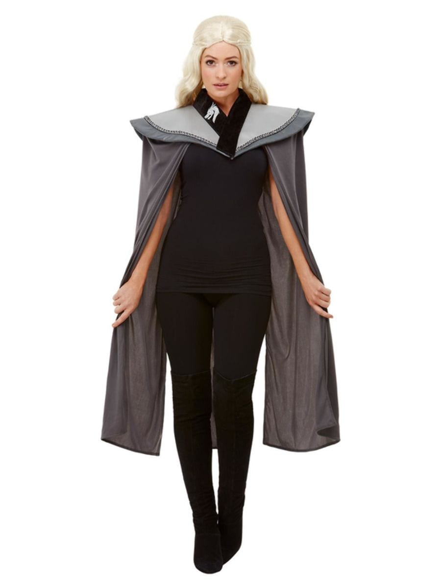 Grey Ladies Medieval Cape