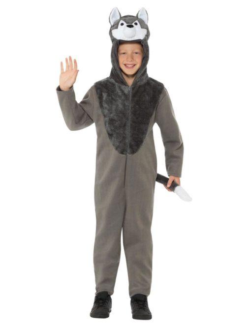 Wolf Children's Fancy Dress Costume