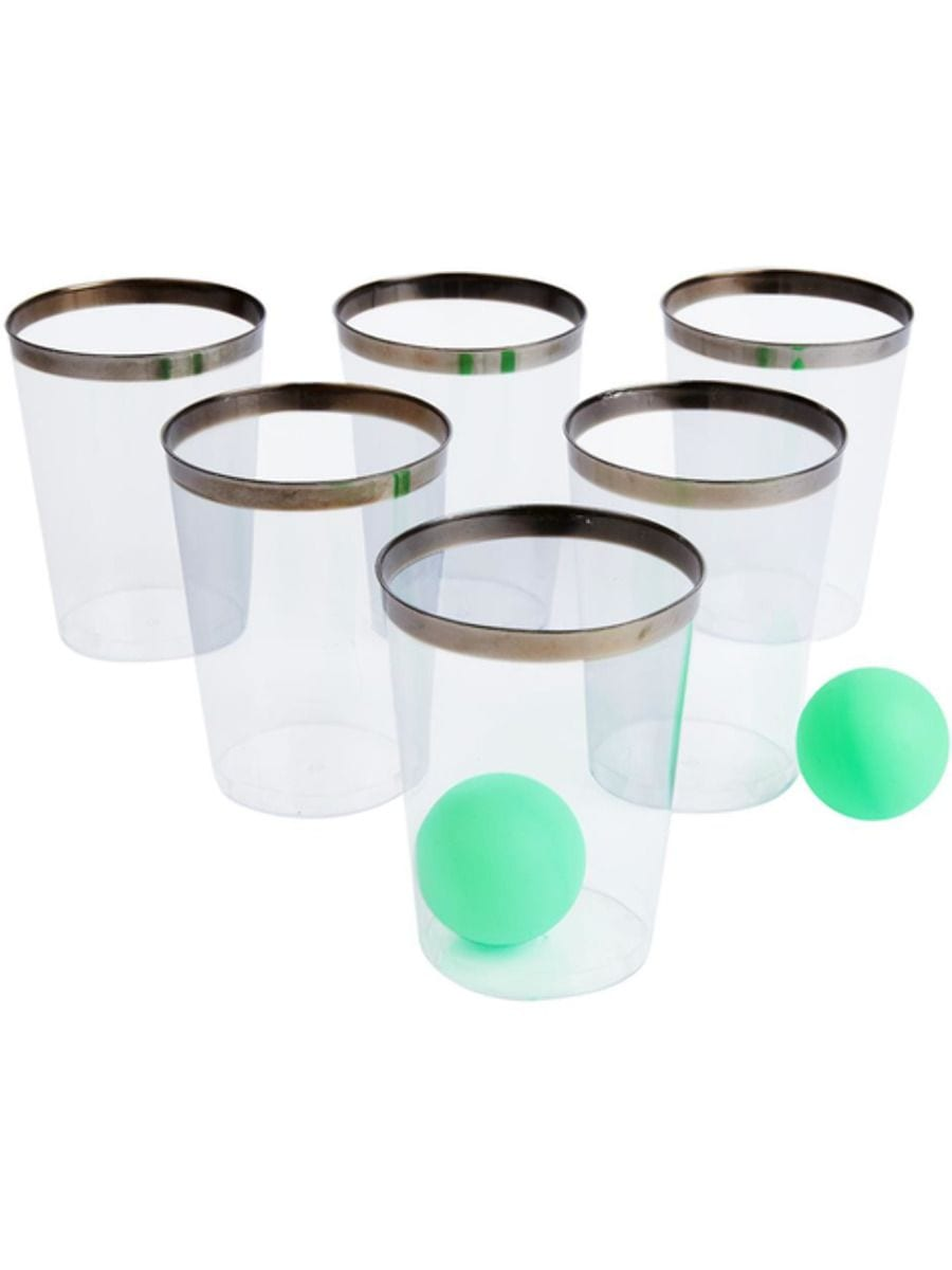 Party Pong Game, Gin Edition