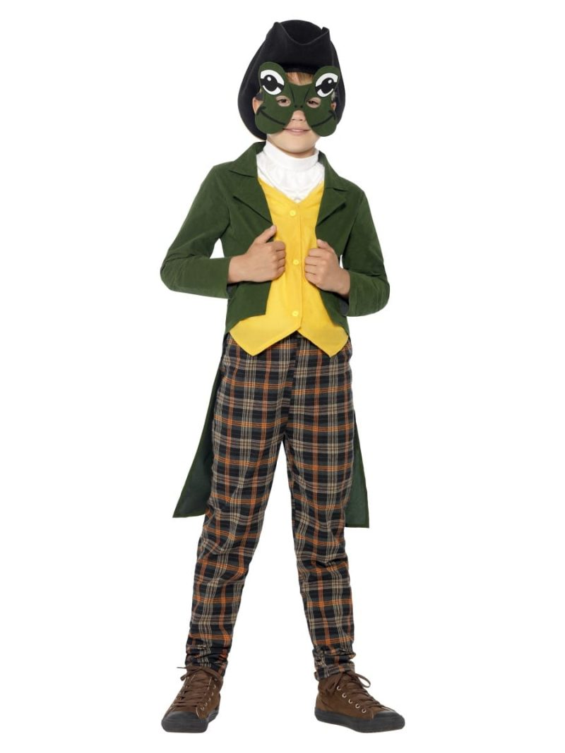 Prince Charming (Wind in the Willows) Children's Fancy Dress Costume