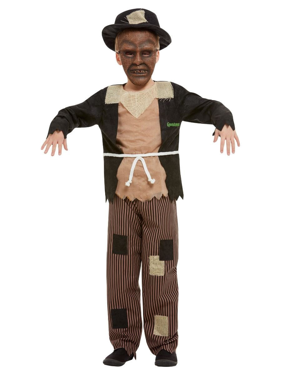 Goosebumps Scarecrow Children's Fancy Dress Costume