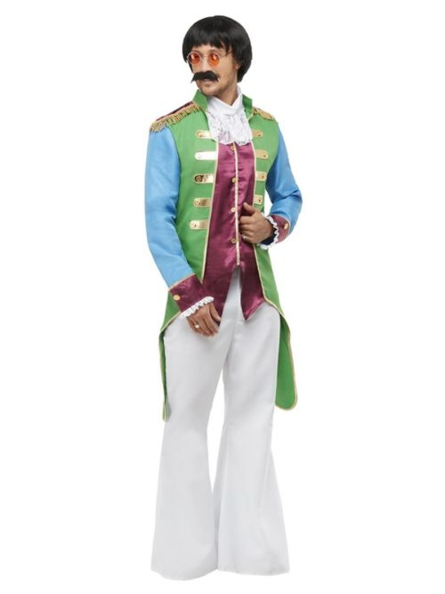 Party Jacket (Beatles) Men's Fancy Dress Costume