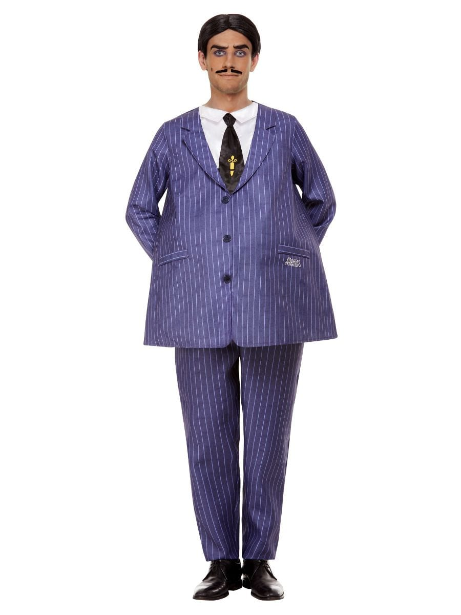 Addams Family Gomez Men's Halloween Fancy Dress Costume