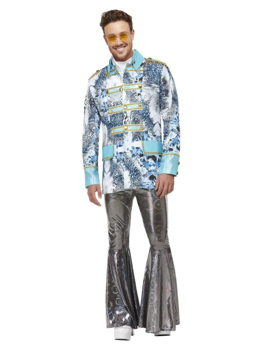 Carnival Jacket (Beatles) Men's Fancy Dress Costume