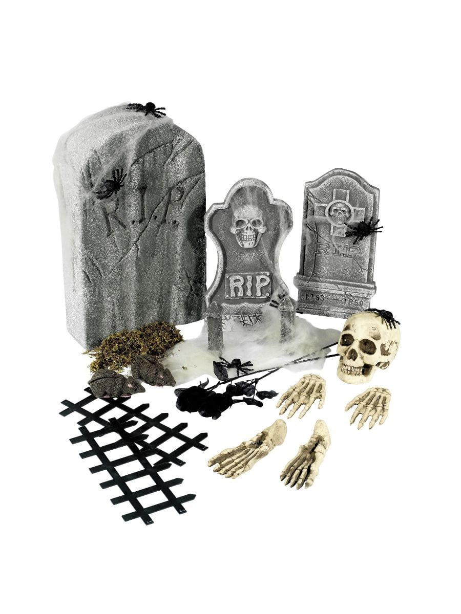 24 Piece Graveyard Collection