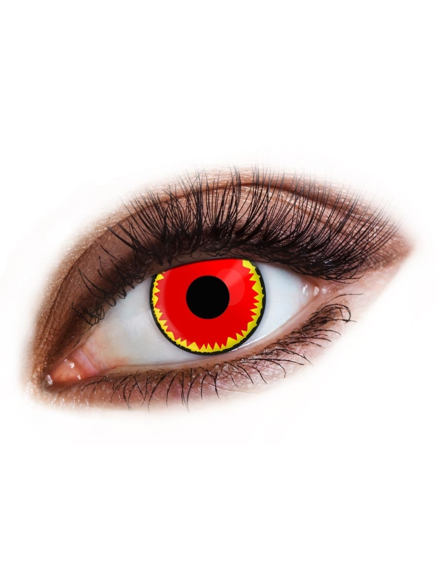 Accessoreyes Vampire 1 Day Wear Contact Lenses
