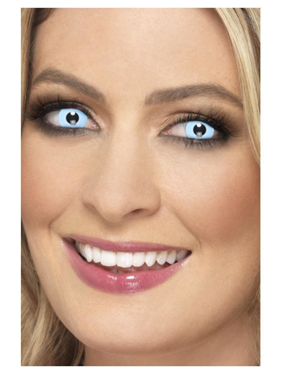 Accessoreyes Ice Blue 1 Day Wear Contact Lenses