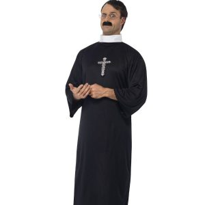Men's Vicars & Monks Costumes