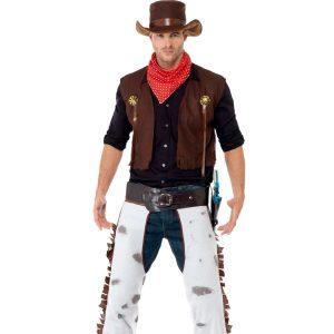 Men's Cowboys & Indians Costumes