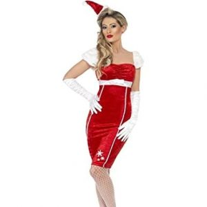 Adult Christmas Reduced to Clear Costumes