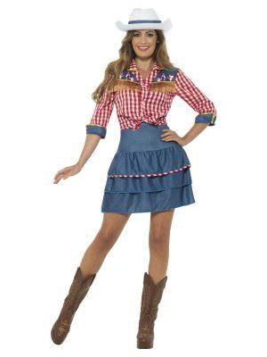 Ladies Cowboys & Indians Costumes