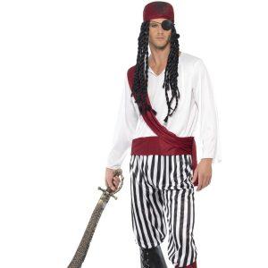 Men's Pirate Costumes