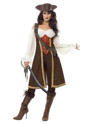 Ladies' Pirate & Wenches Costumes
