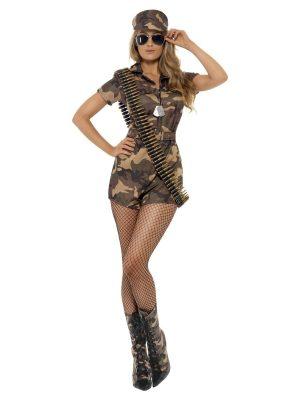 Ladies Army Costumes
