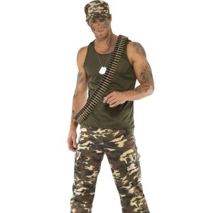 Men's Army Costumes