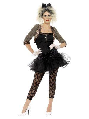 Ladies 80's Fancy Dress Costumes