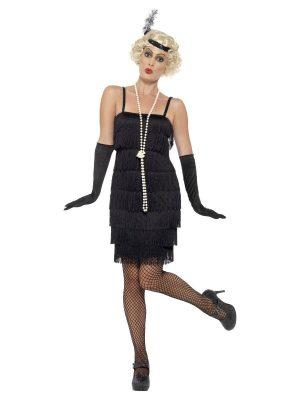 Ladies 1920's Flapper Costumes