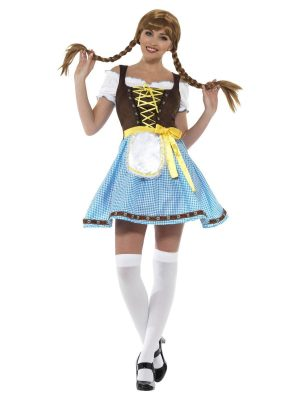 Ladies' Oktoberfest Costumes